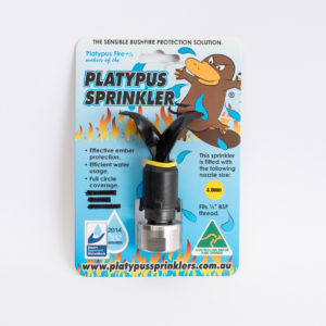 4.0mm sprinkler