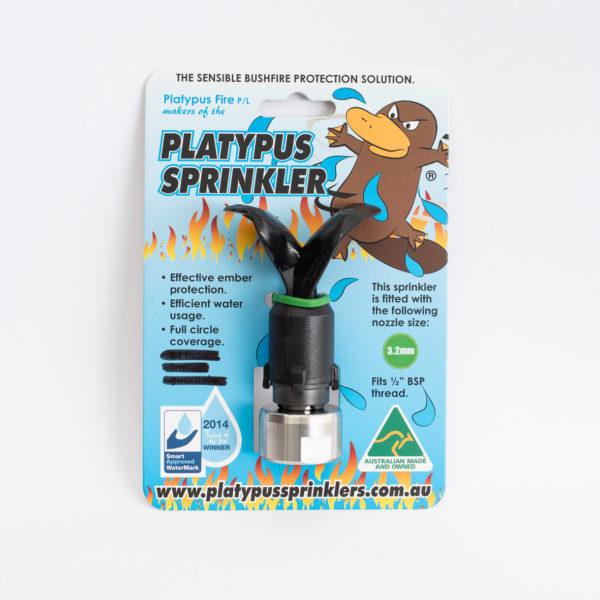 3.2mm sprinkler