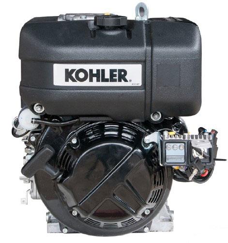 kohler-drive-pump